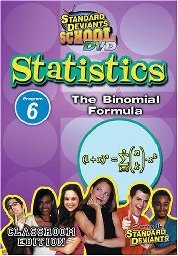 Standard Deviants: Statistics Module 6 - The Binomial Formula