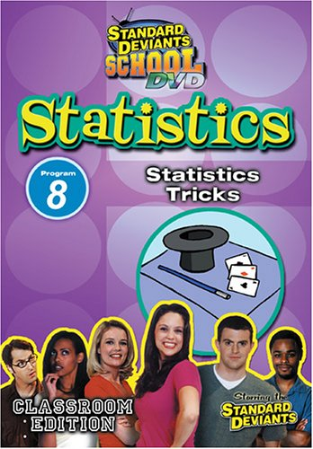 Standard Deviants: Statistics Module 8 - Statistics Tricks