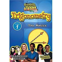 Standard Deviants: Trigonometry Module 1 - The Basics