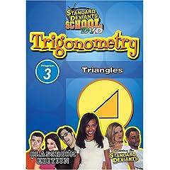 Standard Deviants: Trigonometry Module 3 - Triangles