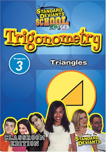 Standard Deviants: Trigonometry Module 3 - Triangles