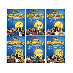 Standard Deviants: Trigonometry Super Pack (6-pack)