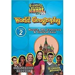 Standard Deviants: World Geography Module 2 - Russia, The =