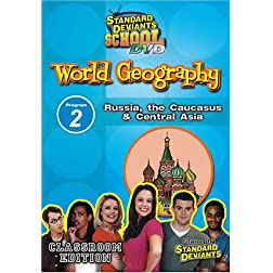 Standard Deviants: World Geography Module 2 - Russia, The =