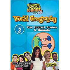 Standard Deviants: World Geography Module 3 - The US and Canada
