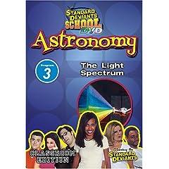 Standard Deviants School - Astronomy, Program 3 - The Light Spectrum
