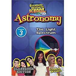 Standard Deviants School - Astronomy, Program 3 - The Light Spectrum