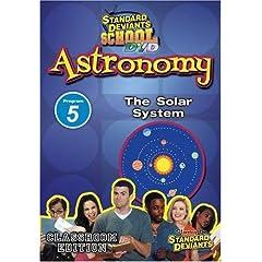 Standard Deviants School - Astronomy, Program 5 - The Solar System