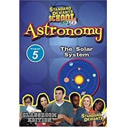 Standard Deviants School - Astronomy, Program 5 - The Solar System