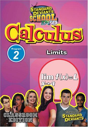 Standard Deviants: Calculus Module 2 - Limits