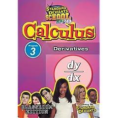 Standard Deviants: Calculus Module 3 - Derivatives