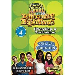 Standard Deviants: Differential Equations Module 4 - Choosing a =