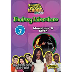 Standard Deviants: Fantasy Literature Module 3 - Monsters and =