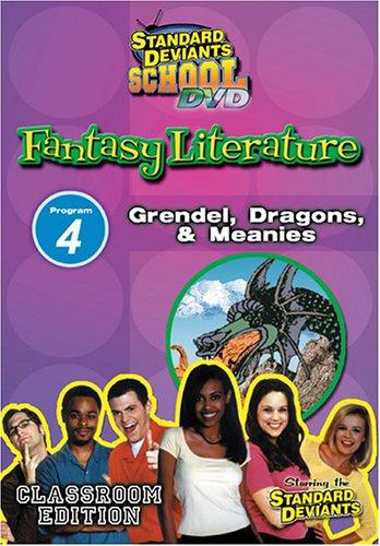 Standard Deviants: Fantasy Literature Module 4 - Grendel, =