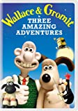 Wallace & Gromit in 3 Adventures By DVD