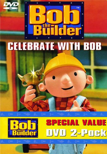 Bob the Builder - Celebrate With Bob / Teamwork