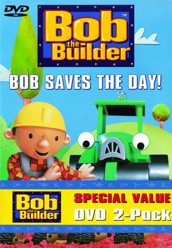 Bob the Builder - Bob Saves the Day / Building Friendships