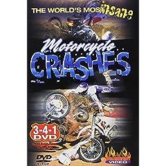 Motorcycle Crashes - Got Sand