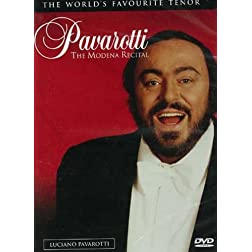 Pavarotti-the Modena Recital 1986