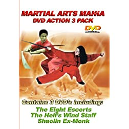 Martial Arts Mania!
