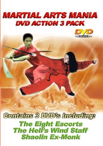 Martial Arts Mania!