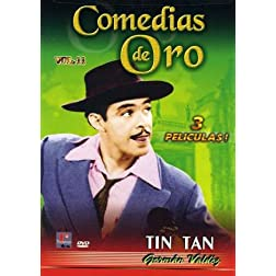 Comedias de Oro: Tin Tan, Vol. 2