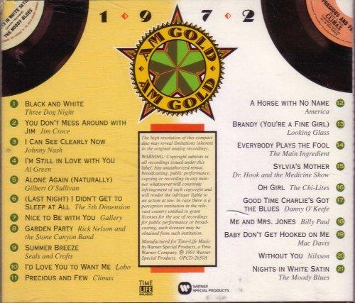 America - AM Gold: 1972 - Zortam Music