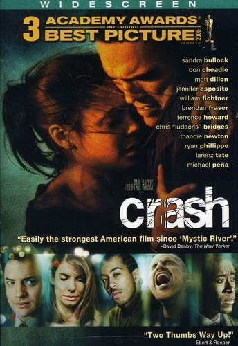 crash film analysis A clip from the movie crash 2004 this clip is being used for analysis purposes only please rent/buy the dvd if you have not seen this movie.