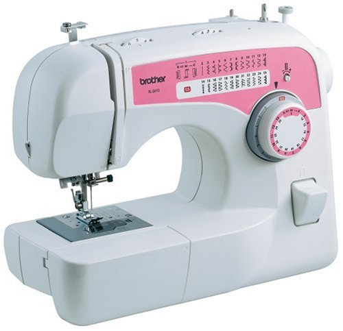 Save on the XL2610 Free-Arm Sewing Machine by Brother
