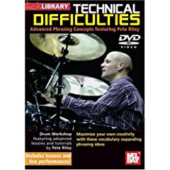 Pete Riley: Technical Difficulties