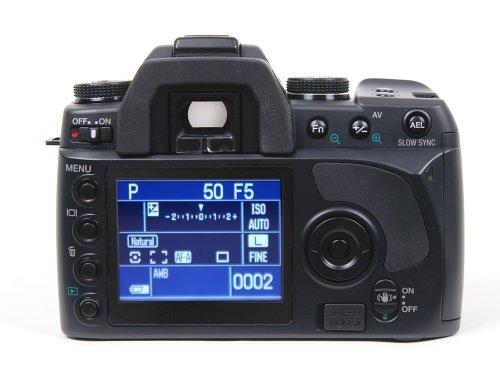Konica Minolta Maxxum 5D 6.1MP Digital SLR Camera with Anti Shake & 18-70mm Lens
