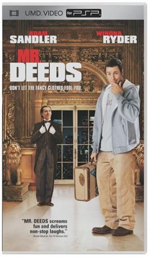 Mr. Deeds [UMD for PSP]