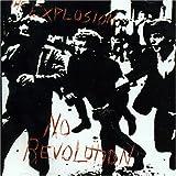 Capa do álbum No Revolution
