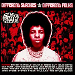 Sly &amp; The Family Stone - Different Strokes By Different Folks