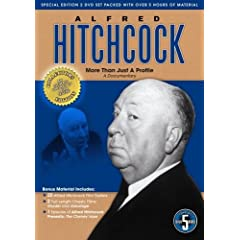 Intimate Biography: Alfred Hitchcock - More Than Just A Profile + Murder/Sabotage