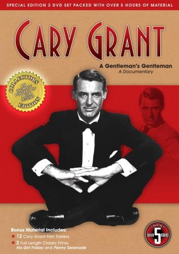 Intimate Biography: Cary Grant - A Gentlemen's Gentleman + Penny Serenade/His Girl Friday