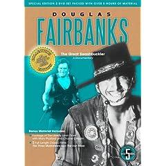 Intimate Biography Series: Douglas Fairbanks - The Great Swashbuckler (Documentary)