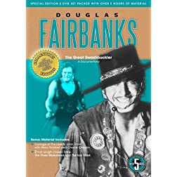 Intimate Biography Series: Douglas Fairbanks - The Great Swashbuckler (Documentary)