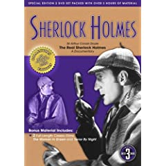 Intimate Biography: Sherlock Holmes - The Real Sherlock Holmes + 2 Classic Films
