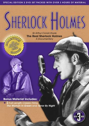 Intimate Biography: Sherlock Holmes - The Real Sherlock Holmes + 2 Classic Films
