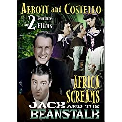 Africa Screams/Jack And the Beanstalk
