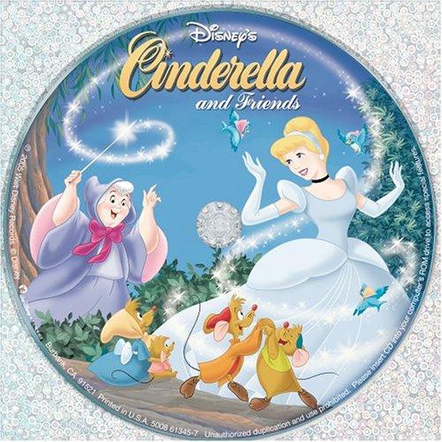 Disney - CINDERELLA - Zortam Music