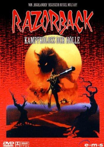 Razorback / Секач (1984)