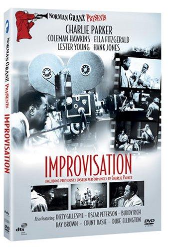 Improvisation: Charlie Parker, Ella Fitzgerald and More