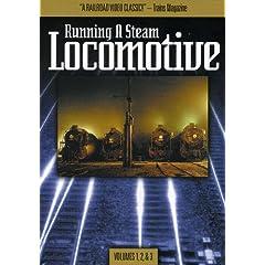 Running A Steam Locomotive Vol 1-3