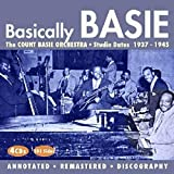 Cubierta del álbum de Basically Basie