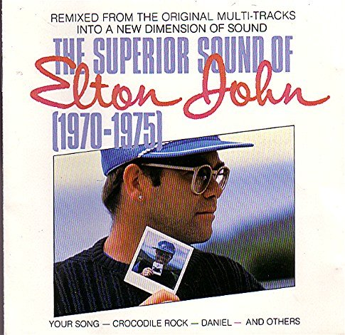 Elton John - The Superior Sound of - Zortam Music
