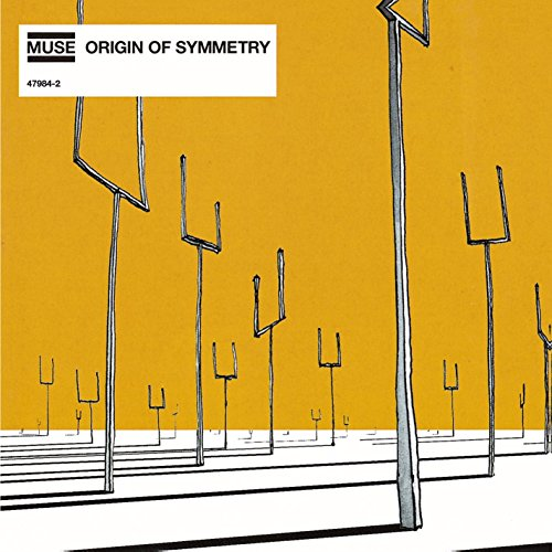Muse - Origin of Symmetry (Japan retail) - Zortam Music