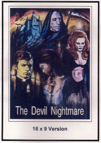 The Devil Nightmare 16x9 Widescren TV.