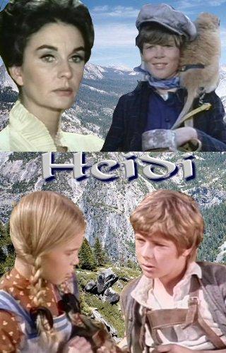 Heidi 16x9 Widescreen TV.